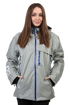 Куртка женская Picture Organic Bioceramic Profile 2 Jacket Grey