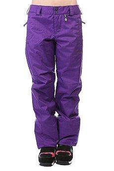 Штаны сноубордические женские Volcom Boom Ins Pant Violet