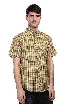 Рубашка в клетку Marmot Lodi Radiant Yellow