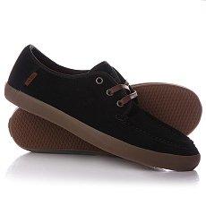 Мокасины Vans M Washboard Suede Black/Gum/Flannel