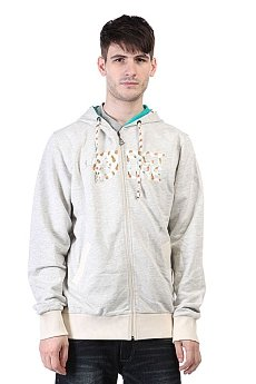 Толстовка Picture Organic Basement Sweat Zip Grey Melange