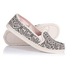 Мокасины женские Roxy Lido Iii Shoe Black Wash
