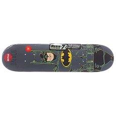 Дека для скейтборда Almost S5 Daewon Batman Mini Grey 28 x 7.0 (17.8 см)
