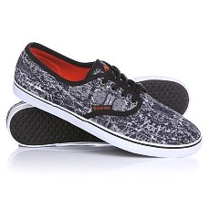 Кеды низкие Emerica Wino Cruiser Black/Orange