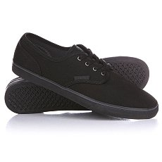 Кеды низкие Emerica Wino Cruiser Black
