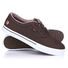 Кеды низкие Etnies Jameson 2 Eco Dark Chocolate