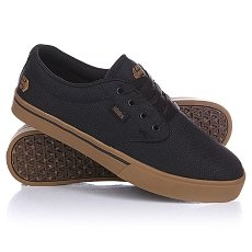 Кеды низкие Etnies Jameson 2 Eco Black/Brown/Green