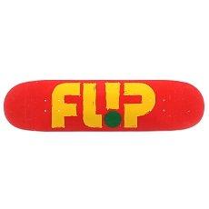 Дека для скейтборда Flip S5 Team Odyssey Stroked Brick 32.31 x 8.25 (21 см)