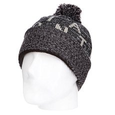 Шапка с помпоном Altamont Source Pom Beanie Grey/Heat