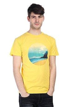Футболка Altamont Lost Horizon Yellow
