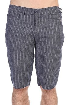 Шорты Circa Pinstripe Short Dark Blue