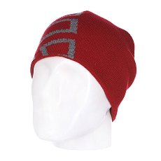 Шапка Etnies Icon Outline Beanie Red/Grey