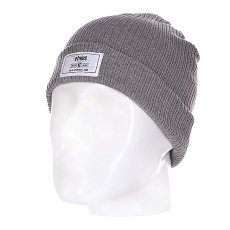 Шапка Etnies Classic Beanie Grey/Heather