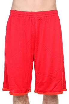 Шорты K1X Roll-up Practice Shorts Red/Flame