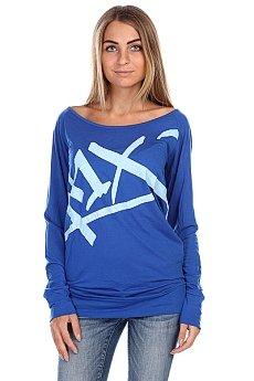 Лонгслив женский K1X Easy Tag Longsleeve Royal Blue