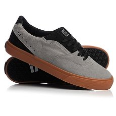 Кеды высокие Globe The Sabbath Mid Grey/Black