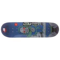 Дека для скейтборда Almost S5 Mullen Darkseid R7 31.8 x 8.1 (20.6 см)