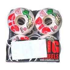 Колеса для скейтборда Pig Darts White 101A 52 mm