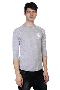 Лонгслив Grizzly Scout G Tonal Raglan Heather