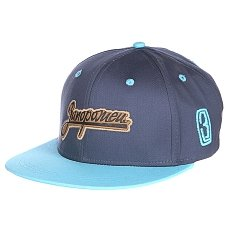 Бейсболка Запорожец Zap Logo Dark Blue/Blue