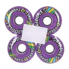 Колеса для лонгборда Sector 9 Skiddles Wheels Purple 78A 70 mm