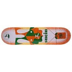 Дека для скейтборда Habitat S5 Suciu Horned Beast 32 x 8.0 (20.3 см)