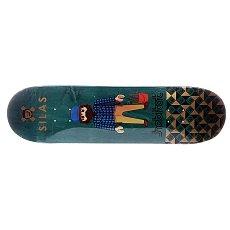 Дека для скейтборда Habitat S5 Silas Miniatures 32.38 x 8.25 (21 см)