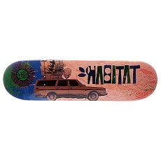 Дека для скейтборда Habitat S5 Moving Along 32.38 x 8.25 (21 см)