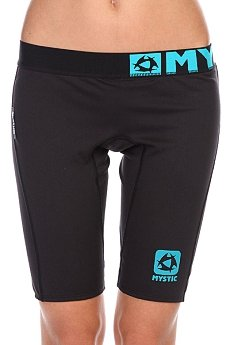 Гидрокостюм (Низ) женский Mystic Bipoly Short Pants Black