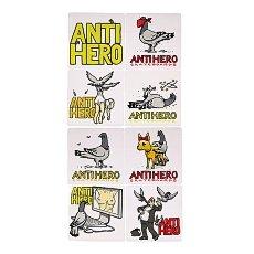 Наклейки Antihero Pigeons Revenge Multicolor