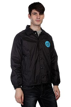 Куртка Santa Cruz Hand Coach Jacket Black