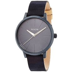 Часы женские Nixon Kensington Leather All Indigo/Natural