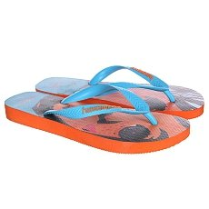Вьетнамки Havaianas Eles Na Rua Orange/Blue/Black