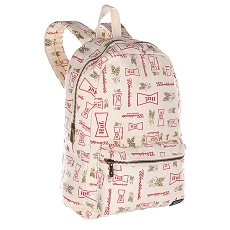 Рюкзак городской Huf Drink Up Weekend Backpack Cream