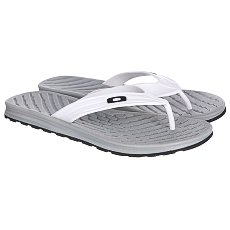 Шлепанцы Oakley Shorebreak White/Grey