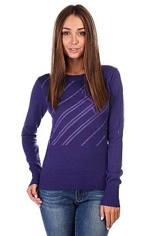 Свитер женский Zoo York Zywf09-34008 Purple Heart
