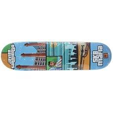 Дека для скейтборда Sk8mafia Sarmiento Gamer 31.75 x 7.8 (19.8 см)