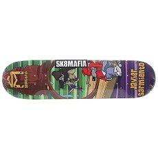 Дека для скейтборда Sk8mafia Sarmiento Sk8rats Multi 31.75 x