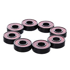 Подшипники Sk8mafia Abec 5 Bearings Red