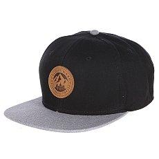 Бейсболка CLWR Badge Cap Black