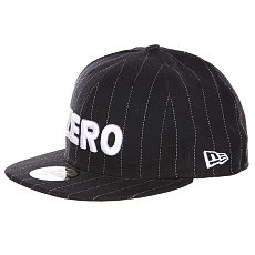 Бейсболка New Era Zero Army Pinstripe
