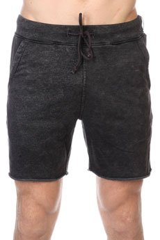 Шорты Altamont Vamo Fleece Short Black/Grey