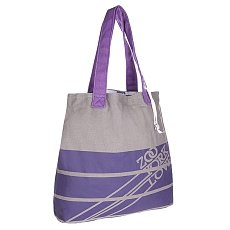 Сумка женская Zoo York Totetastic Purple Heart