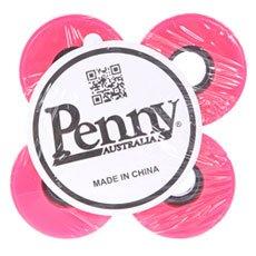 Колеса для лонгборда Penny Wheels Pink Solid 79A 59 mm