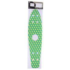 Шкурка для лонгборда Penny Griptape Cubic Green 22(55.9 см)