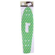 Шкурка для лонгборда Penny Griptape Cubic Green 27(68.6 см)