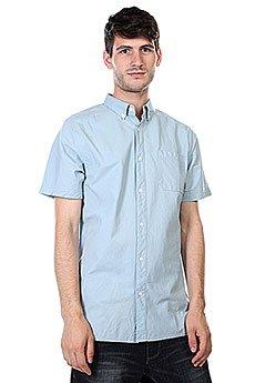 Рубашка Nixon Endo Shirt Light Blue