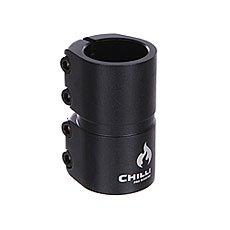 Зажимы Chilli 7000 Scs 4 Bolts Clamp Black Matt