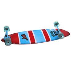 Лонгборд Lost Double Blunt Blue/Red 9.75 X 40 (101 См)