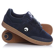 Кеды низкие Osiris Sleak Navy/Gum/White
